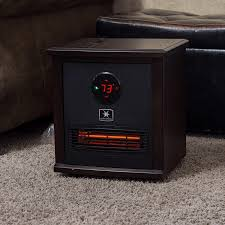 Comfort Zone 1500 Watt Infrared Heater Infrared Heaters What You Need To Know