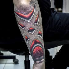 50 3d forearm tattoos for three dimensional design ideas