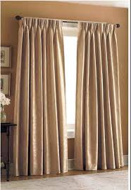 How To Fit Pencil Pleat Curtains Coffee Tables How To Hang Pinch Pleat Curtains With Clip Rings