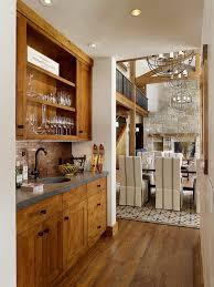 Copper Tile Backsplash For Kitchen - san francisco copper tile backsplash kitchen traditional with blue
