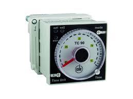reading l with timer cdc elettromeccanica tc90
