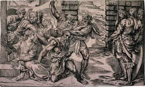 samson and delilah after titian nicolò boldrini tiziano
