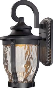 Cast Iron Outdoor Lighting by Minka Lavery Outdoor 8763 166 Merrimack Aluminum Outdoor Wall