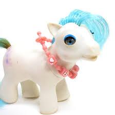 my pony purse baby sleepy pie g1 my pony from pony purse playset bait