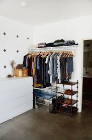 Closet Solutions Best 25 No Closet Bedroom Ideas On Pinterest No Closet