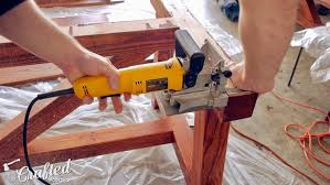Table Top Fasteners by How To Build A Farmhouse Table And Benches For 250 Woodworking