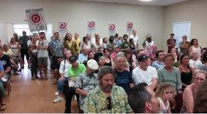 target black friday boos most in audience at packed planning board meeting oppose target
