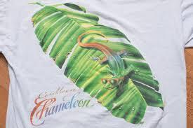 jimmy buffett u0027s caribbean soul t shirt chameleon graphic