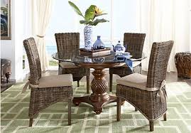 Cindy Crawford Dining Room Sets Glass Top Dining Room Table Sets