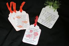 12 days of christmas ring and run christmas traditions poem and