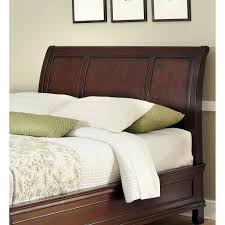 Bed Frame Styles Lafayette Sleigh Headboard Cherry King Home Styles Target
