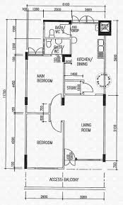 floor plans for ubi avenue 1 hdb details srx property