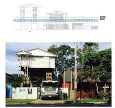 architect designs davidson architect designs floating device for queenslanders
