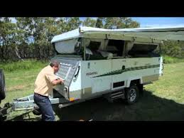Caravan Rollout Awnings Aussie Traveller Coolabah Awning Youtube