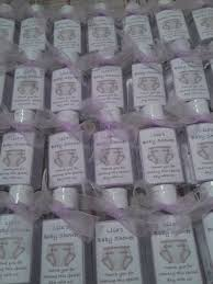 baby shower hand sanitizer favors beautiful