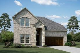 Crest Home Design New York Liberty New Homes In Melissa Tx