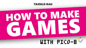 how to make games with pico 8 english u0026 german by bumblebee
