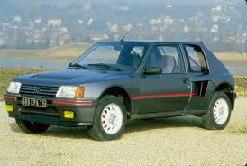 peugeot gti 1990 30 years ago peugeot presents the 205 ran when parked