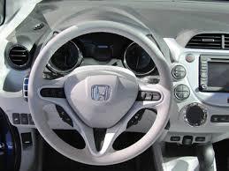 2013 Honda Fit Interior 2013 Honda Fit Ev First Drive Of Honda U0027s All Electric Car