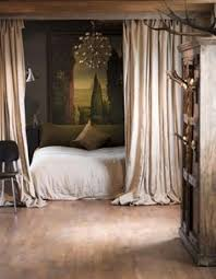 Sheer Curtains Over Bed Undefined On Sheer Curtains Surrounding Bed Lighting Pinterest
