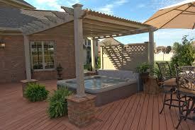 pergolas u2013 columbus decks porches and patios by archadeck of columbus