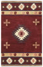 southwest style area rugs bring native american design to your space
