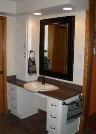 Handicap Bathroom Vanity Accessibility Design Projects Amber U0027s Home Minnesota