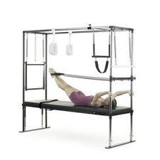 pilates trapeze table for sale stott pilates cadillac trapeze table home gym equipment for sale