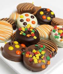 chocolate covered company fall belgian chocolate dipped oreo