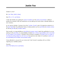 cover letter names get the with free professional cover letter templates