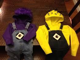 Toddler Minion Costume Purple Minion Costume For Kids