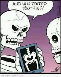 Sexting Memes - skeleton sexting meme by cold solid memedroid