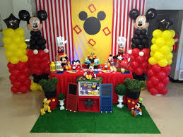 mickey mouse party ideas birthday party ideas with mickey mouse