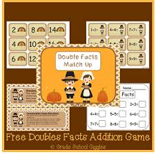 make math free low prep thanksgiving grade school giggles