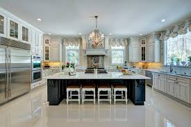kitchen large kitchen island with dallas white granite