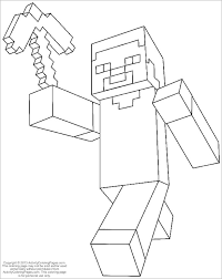 minecraft coloring pages to print funycoloring