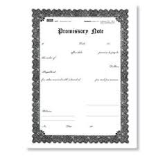 nationwide promissory note forms