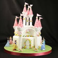 image detail for home wedding cake toppers castles