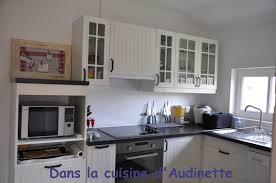 Meuble Cuisine Four Et Plaque by Cuisine Ikea étape N 4 Les Finitions Dans La Cuisine D U0027audinette