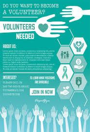 volunteer brochure template volunteer flyer psd template cover by elegantflyer