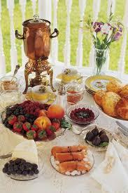 food arrangements proper table arrangements for serving a buffet home guides sf gate