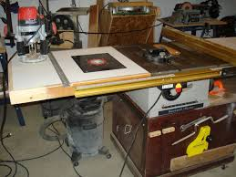 table saw router combo craftsman router and table combo utrails home design choosing