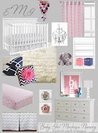 Navy And Pink Curtains Alluring Navy And Pink Curtains Designs With Navy Pink Nursery