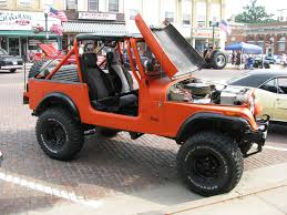 jeep modified jeep cj 7 the crittenden automotive library