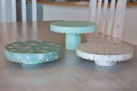 diy cake bee inspired diy cake stands
