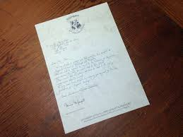 10 digits the perfect hogwarts acceptance letter u2026