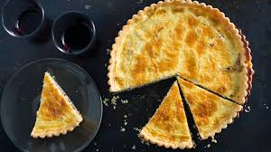 cuisine quiche lorraine quiche lorraine baking recipes food sbs food