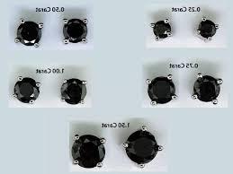 black stud earrings for guys black diamond earrings for guys ksvhs jewellery