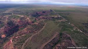 Caprock Canyon State Park Map by Aerial View Of Palo Duro Canyon On May 19 2016 Youtube