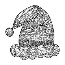 61 christmas free coloring pages images